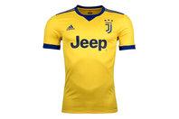 adidas Juventus 17/18 Away S/S Replica Football Shirt