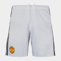adidas Manchester United 17/18 Players Authentic Home Football Shorts