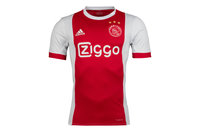 adidas Ajax 17/18 Home Replica S/S Football Shirt