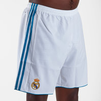 adidas Real Madrid 17/18 Home Players Authentic Football Shorts
