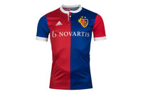 adidas FC Basel 17/18 Home S/S Replica Football Shirt