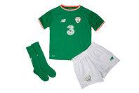 New Balance Republic of Ireland 17/18 Infant Home Replica Football Kit