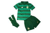 New Balance Celtic FC 17/18 Away Mini Kids Football Kit