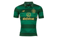New Balance Celtic FC 17/18 Away Elite S/S Football Shirt