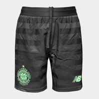 New Balance Celtic FC 17/18 Kids 3rd Football Shorts