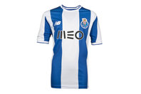 New Balance FC Porto 17/18 Kids Home S/S Replica Football Shirt