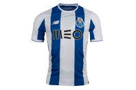 New Balance FC Porto 17/18 Home S/S Replica Football Shirt