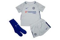 Nike Chelsea FC 17/18 Little Kids Away Football Kit