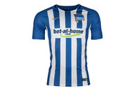 Nike Hertha Berlin 17/18 Home S/S Football Shirt