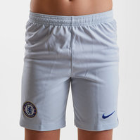 Nike Chelsea FC 17/18 Kids Away Football Shorts