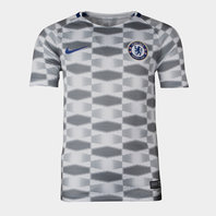 Nike Chelsea FC 17/18 Kids Dry Squad GX Football Training Shirt