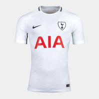 Nike Tottenham Hotspur 17/18 Home S/S Authentic Match Football Shirt