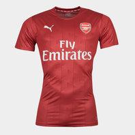 Puma Arsenal 17/18 Stadium S/S Football Shirt