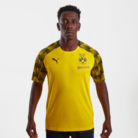 Puma Borussia Dortmund 17/18 Players Football S/S Training Shirt