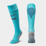 Nike FC Barcelona 17/18 Away Football Socks