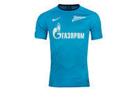 Nike FC Zenit St Petersburg 17/18 Home Dry Breathe Football Shirt