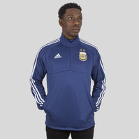 adidas Argentina 2018 1/4 Zip Football Training Top