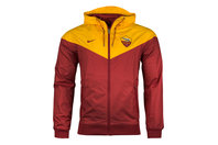 Nike AS Roma 17/18 Full Zip Authentic Windrunner Football Jacket