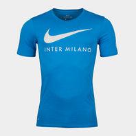 Nike Inter Milan 17/18 Dry Football Training T-Shirt