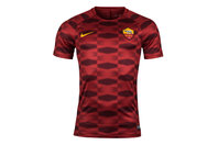 Nike AS Roma 17/18 Dry Squad Football Training Top