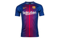 Nike FC Barcelona 17/18 Breathe Squad Football Shirt