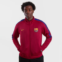 Nike FC Barcelona 17/18 Authentic Football Jacket