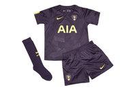 Nike Tottenham Hotspur 17/18 3rd Little Kids Football Kit