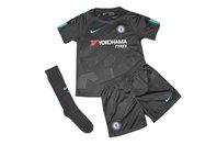 Nike Chelsea FC 17/18 Little Kids 3rd Football Kit
