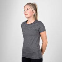 Under Armour HeatGear Ladies Training T-Shirt