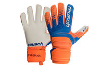 Reusch Prisma RG Finger Support Kids Goalkeeper Gloves