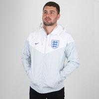 Nike England 2018 Windrunner Football Jacket