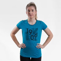 Mizuno 1906 Ladies Graphic Training T-Shirt